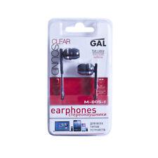 GAL M-005-F Earphone For MP3 Music,DVD,IPod