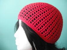 100% coton IRIE hauteurs red beanie hat ski, surf, patineur RASTA TAM oine taille