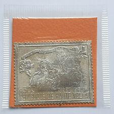 SENEGAL 1970 Sénégal - MNH ** Silver Stamp - Air Mail - NOËL