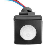 30W IP54 Body Infrared PIR Motion Sensor Switch LED Light Strip Automatic 110V
