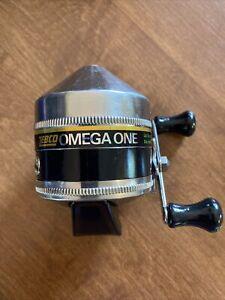 Vintage Zebco Omega One Casting Reel
