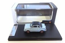 Fiat 500 NSU Weinsberg 1961 blue - PREMIUM X 1:43 DIECAST MODEL CAR PR0020