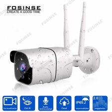 1080P Wireless IP Camera Outdoor ONVIF CCTV Video Night Vision WIFI Camera
