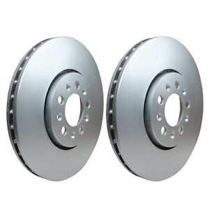 Front Brake Discs 288mm fits Audi A1 8X1, 8XK 1.4 TFSI 1.8 TFSI 1.0 TFSI