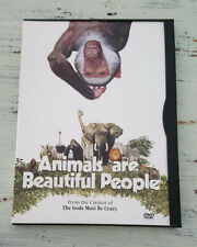 NM Animals Are Beautiful People (2003) DVD Authentic US Warner Bros Release