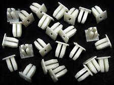 GM Nylon Trim Screw Nuts- Bezel, Trim, Grille, Chrome, etc.- 25 nuts- #089