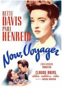 Now Voyager (DVD, 2005) Bette Davis, Paul Henreid, Free UK Post, New & Sealed