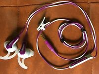Genuine Bose SoundSport Wired In-Ear Headphones - Apple Devices Power Purple