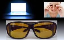 Anit éblouissement ordinateur portable écran tv filtre lunettes de protection oculaire