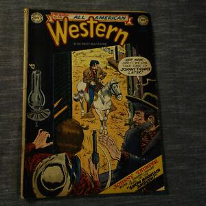 Golden Age~All American Western~1949~Issue #106 FEB-MAR 1949~DC (kf)