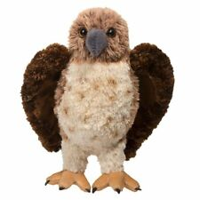 """ORION by Douglas Cuddle Toy plush 9"""" tall RED-TAILED HAWK stuffed animal bird"""