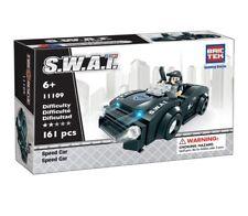Speed Car SWAT BricTek Building Block Construction Brick Toy S.W.A.T. 11109