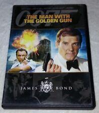 The Man with the Golden Gun (DVD,  Roger Moore as James Bond 007