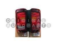 Original VW Rückleuchten Set dunkel Caddy 4 IV für Caddy 3 III Heckleuchten LED