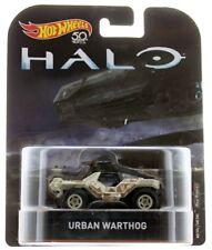 HOT WHEELS 1/64 SCALA Halo Warthog URBANO