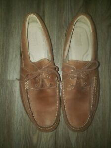 Timberland Smart Comfort System Men's Brown Loafers Size 13M