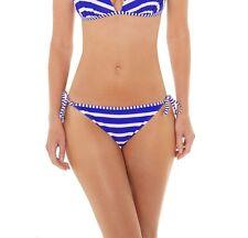 Lepel Riviera Tie Side Bikini Pant 60072 Blue / White 16