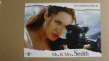 (T444) Aushangfoto ANGELINA JOLIE - Mr. & Mrs. Smith