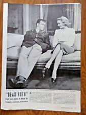 """1945 Theater Ad   """"Dear Ruth"""" Bright New Comedy"""