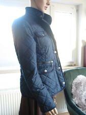 Tchibo blauer mantel