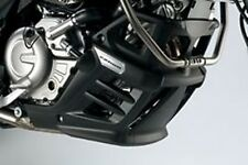 SUZUKI V-STROM DL650 BLACK ENGINE UNDER COWL COWLING 2012-2017