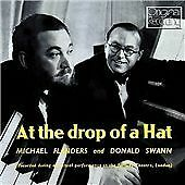 Flanders & Swann - (At the Drop of a Hat/Live Recording, 2011)