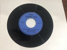 NOS Chevrolet Chevy Reilly Chevrolet 45rpm Jingle Record-Free Shipping