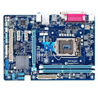 for GIGABYTE GA-B75M-D3V REV 1.1 Motherboard LGA1155 DDR3 USB3.0 mATX I/O Shield