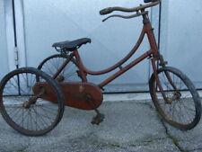 Triciclo bicicletta d'epoca