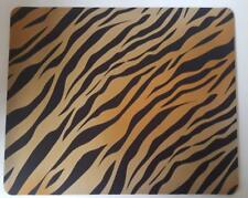 Tiger Skin Pattern Laptop PC Computer Gaming Mice Mouse Pad Mat Mousepad