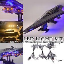 LED Light Kit Set for LEGO 10221 Star Wars Super Destroyer Ultimate Collector