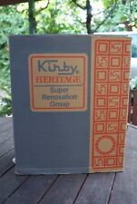 KIRBY HERITAGE 1 84 SUPER RENOVATION GROUP NEW OLD STOCK SUIT COLLECTOR VINTAGE