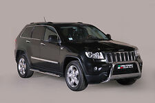 PARE BUFFLE HOMOLOGUE INOX JEEP CHEROKEE
