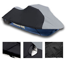 Yamaha Wave Runner VX Deluxe & Sport up to 2014 Jet Ski PWC Cover Grey/Black