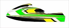 kawasaki 750 sxr sxi sx jet ski wrap graphics pwc stand up jetski decal kit R 1