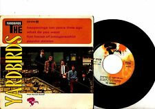 YARDBIRDS EP PS Happenings France Riviera 231 220 M very rare NICE COVER French