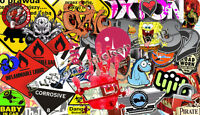 Sticker @ Bombing Bomb  Euro Drift Vinyl Decal  vw  ford vauxhall honda clio