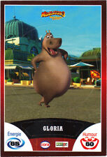 Vignette de collection autocollante CORA Madagascar 3 n° 5/90 - Gloria