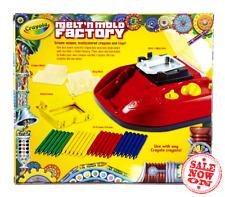 Crayola Mold Melt Factory N 74 7060 New Crayons Crayon Maker Shipping Free new