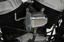 Linkert Carburetor Air Scoop Polished For Harley-Davidson