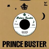 """Prince Buster All My Loving / Righteous Flames You Don't Know 7"""" vinyl RSPB7004"""