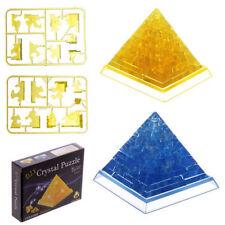 Unbranded Pyramid Cube, Twist & Brain Teaser Puzzles
