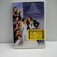 My Big Fat Greek Wedding Nia Vardalos, John Corbett BRAND NEW DVD