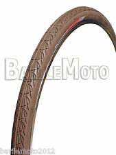 "Copertone / Pneumatico 28"" - 700 x 35 (37 - 622) Bici City Bike MARRONE"
