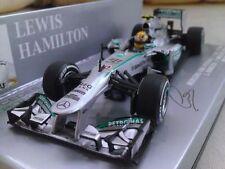 Voitures de courses miniatures MINICHAMPS pour Mercedes