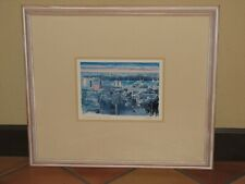 """Robert E. Kennedy """"View of Duval Street, Key West"""" Limited Edition Framed Print"""