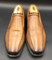 Authentic Ecco Walking Dress Loafers Men's 👞 Shoes Size EU 43 / US 9.5 PreOwned