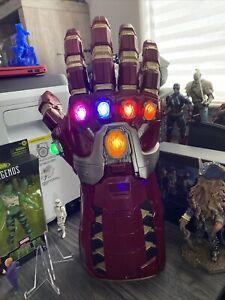 Marvel Legends Iron Man Infinity Gauntlet 1:1