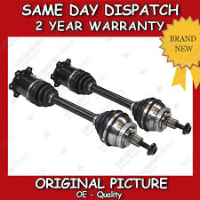 SEAT ALHAMBRA 1.8,1.9,2.0 DRIVESHAFT 2X CV JOINT 1997>2010 *BRAND NEW*