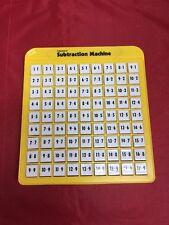 Lakeshore Subtraction Machine Michigan's Toy Math Educational